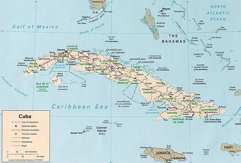 Kubas karta