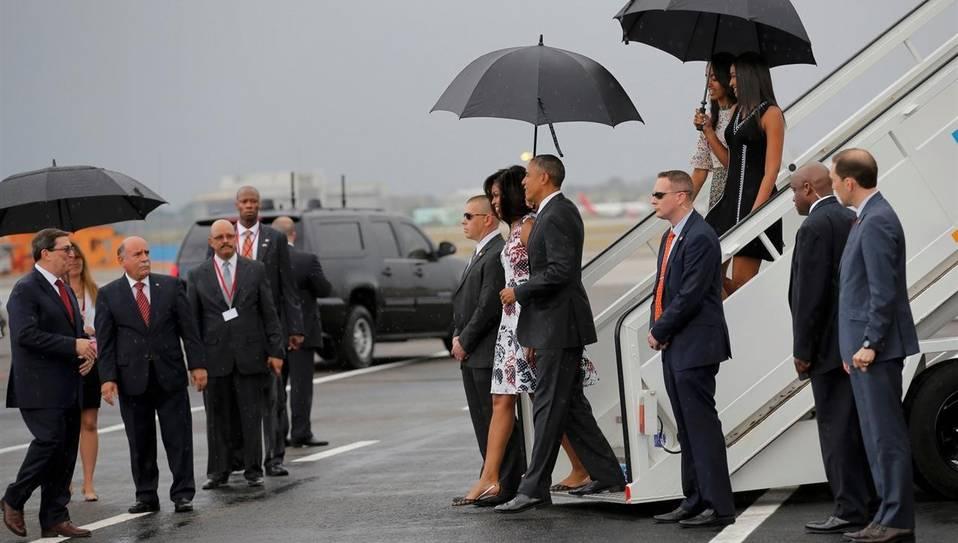 Presidenter flydde undan eldgivning 3