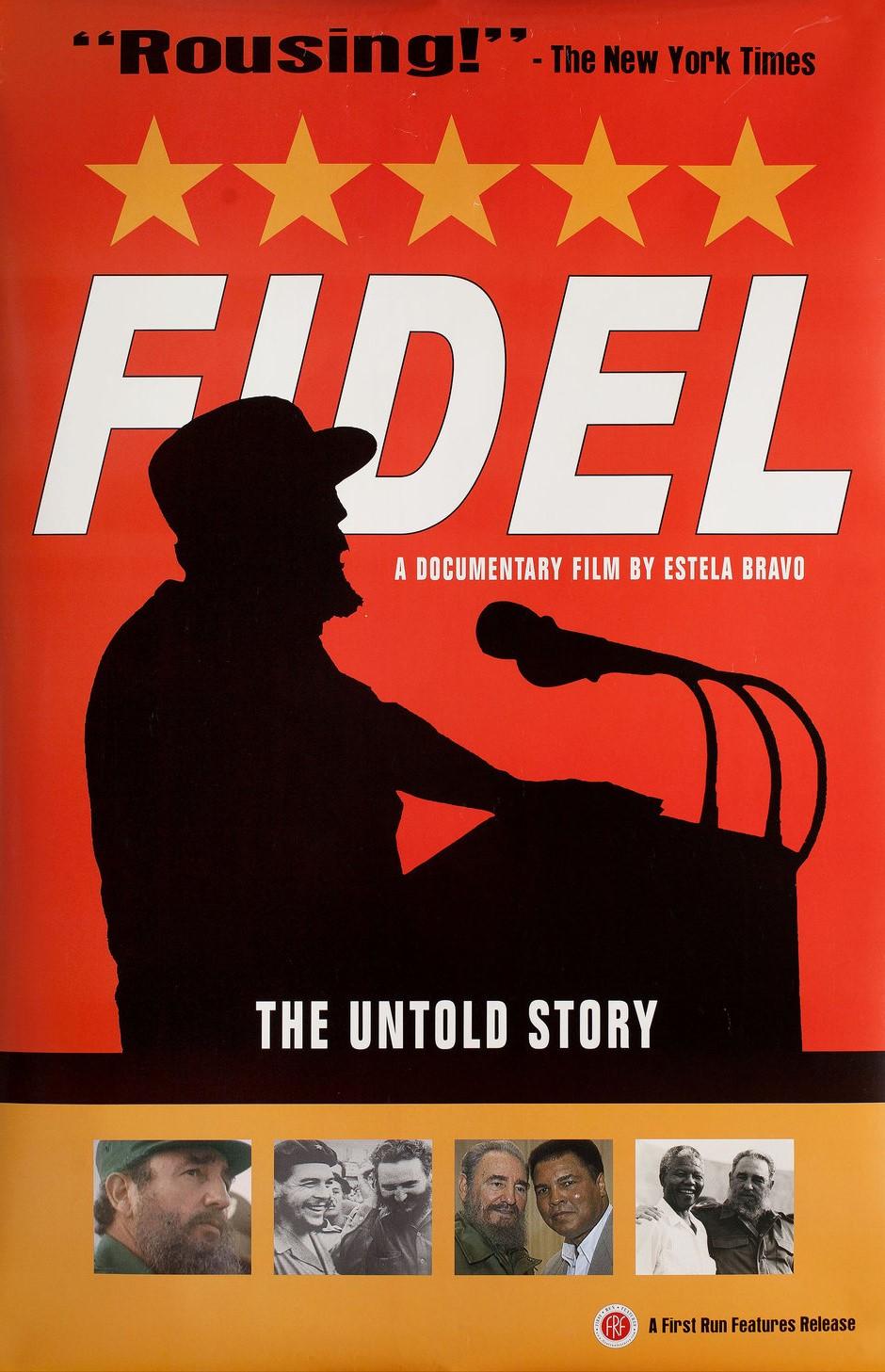 Fidel The untold Story