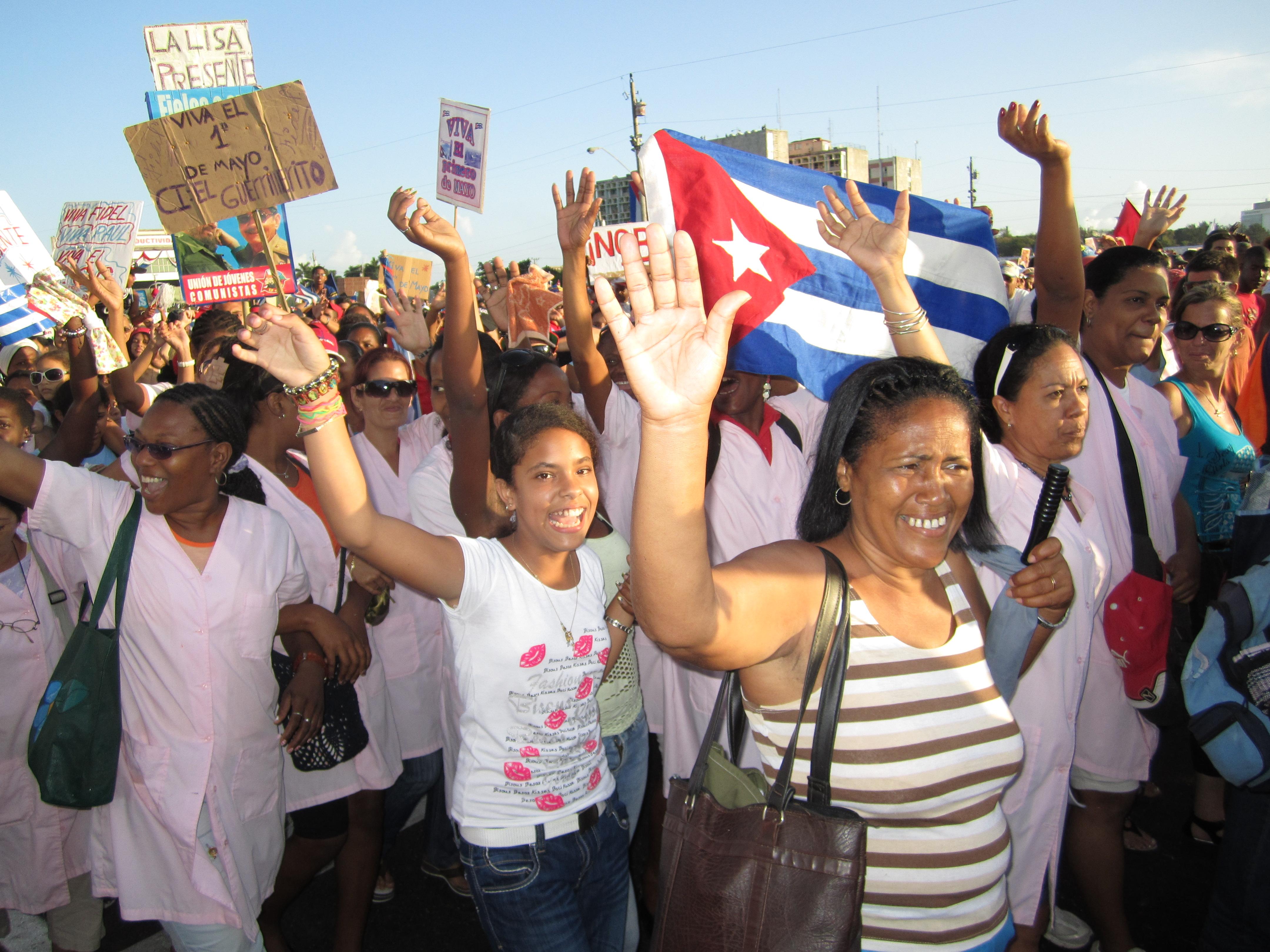 1 maj Havanna (13)