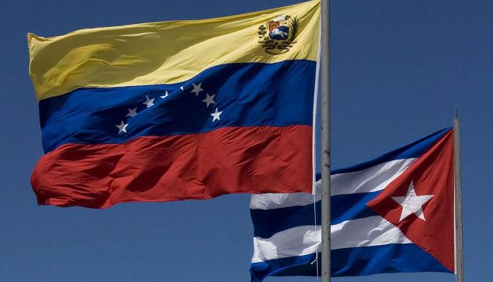 Bandera-Cuba-Venezuela