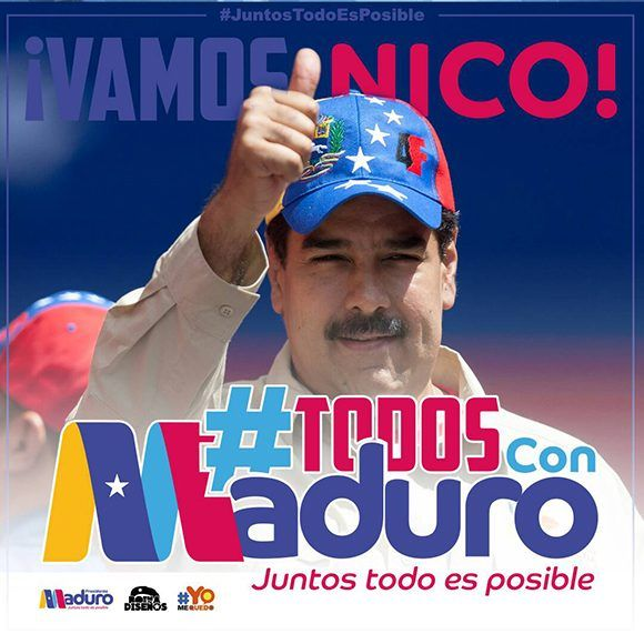 Maduro_valaffisch18
