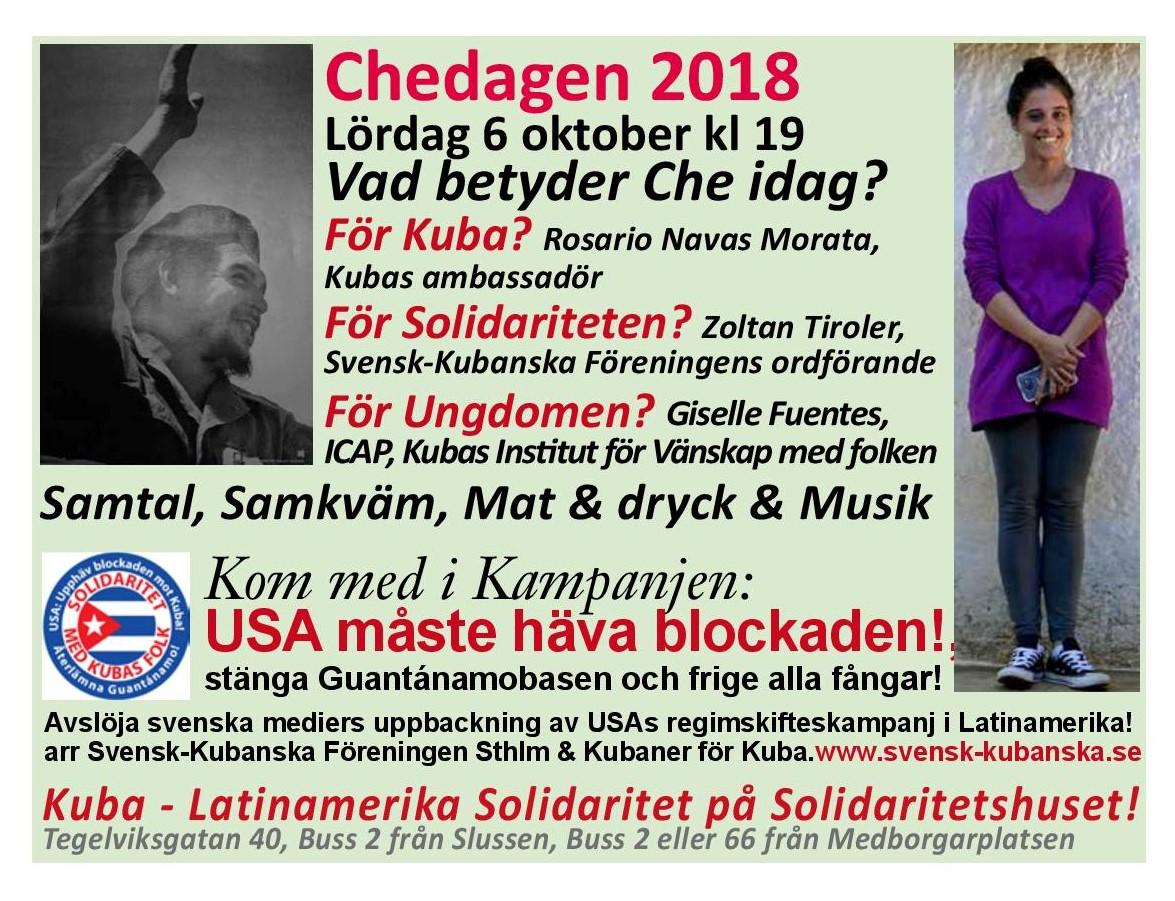 Che Sth 2018