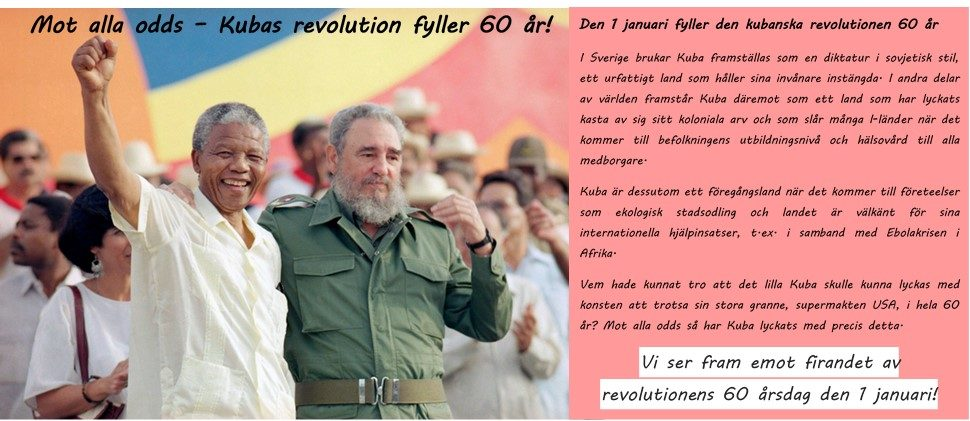 Fidel och Nelson