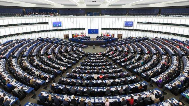 europarlamentet