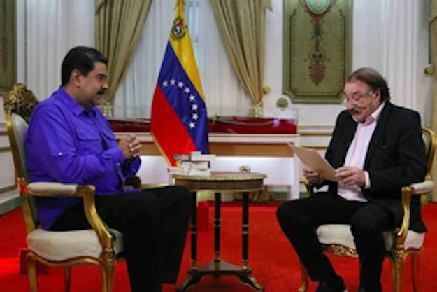 Maduro-Ramonet