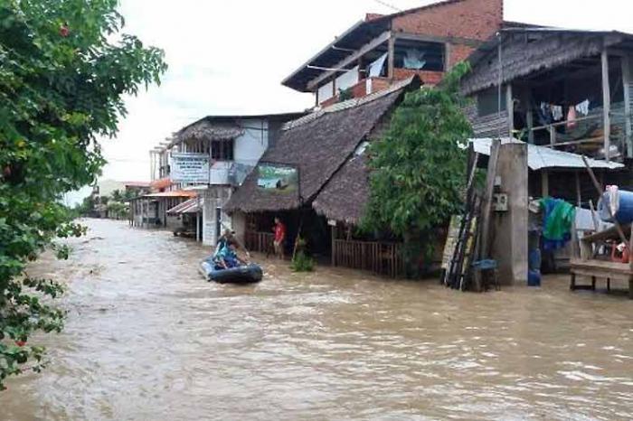 Bolivia översvämning