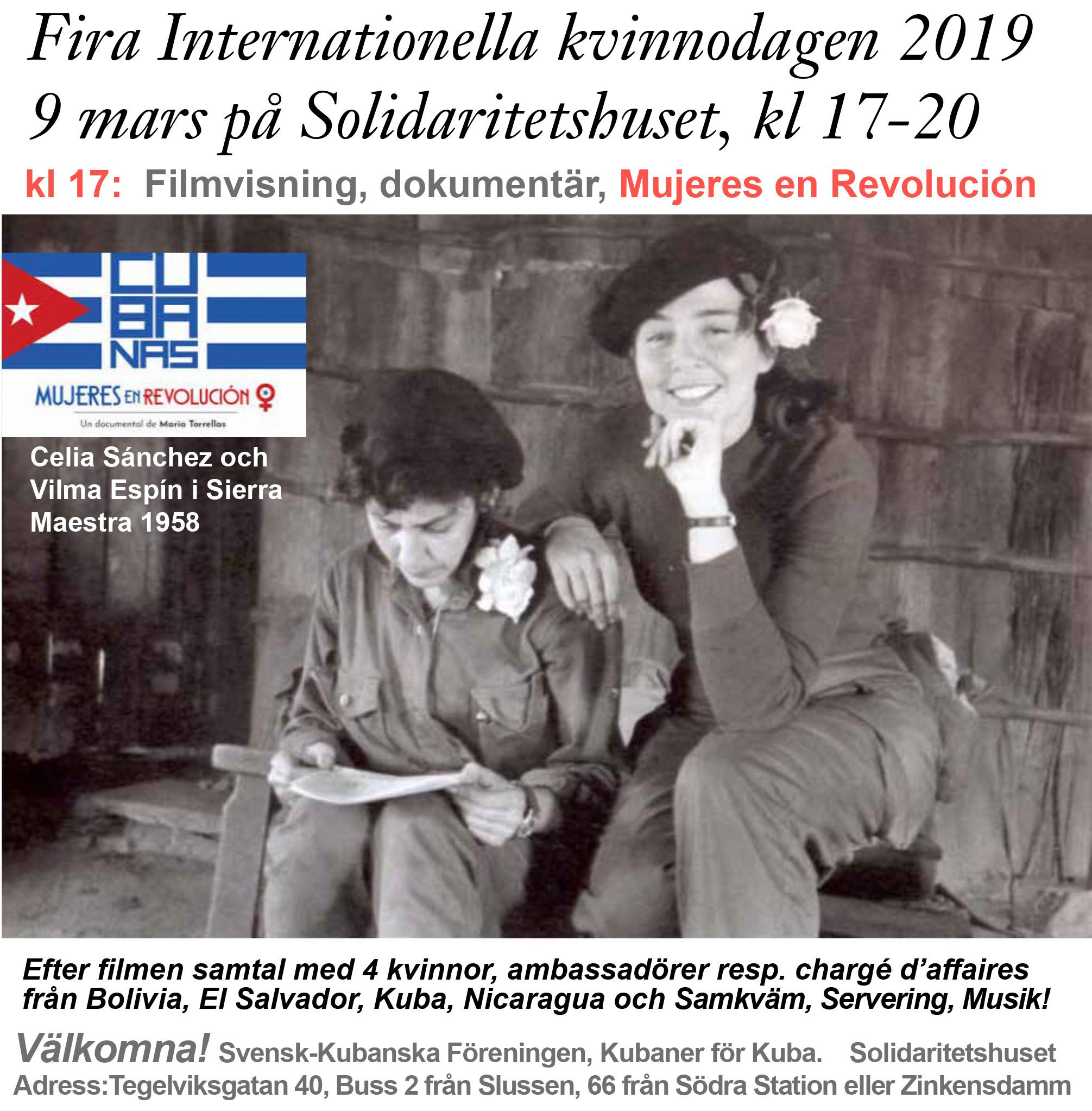 annons & affsich sthlm Kvinnodagen 2019