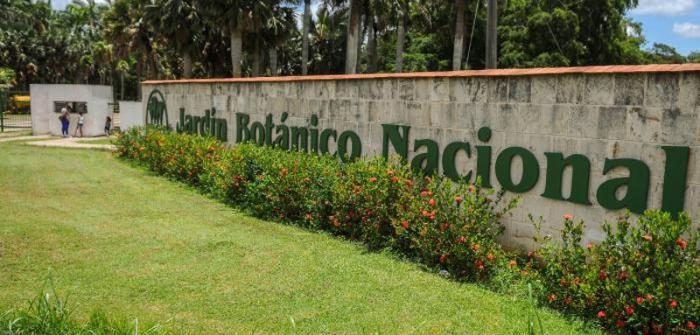 Jardin Botanico Foto Jose M. Correa