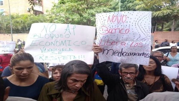 protesta-embajada-portugal-en-venezuela