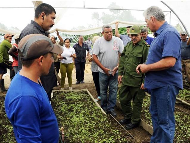 satsning på jordbruk mm