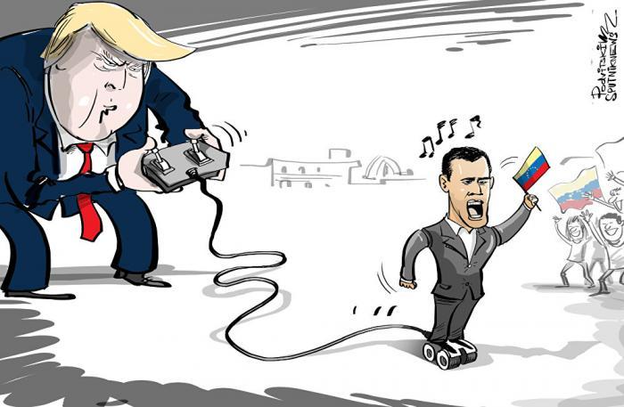 Guaido_Trump