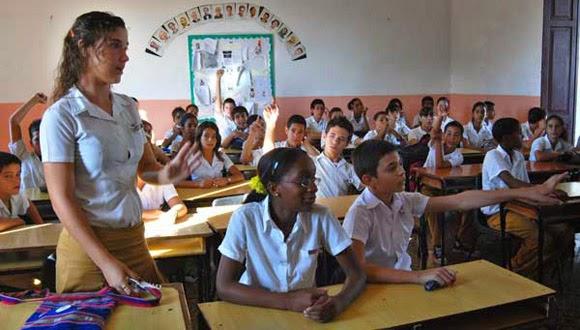 Banco Mundial reconoce que Cuba posee el mejor sistema educativo de América Latina 2