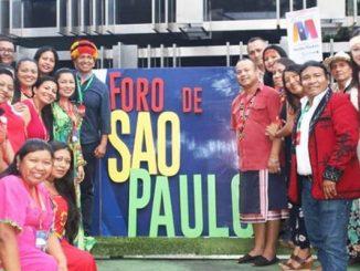 25e Sao Paulo Forumet 2019 , i Caracas 25-28 juli 2019