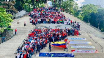 25:e Sao Paulo Forumet, i Caracas 25-28 juli 2019