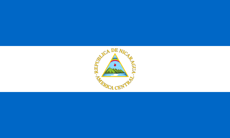 nicaraguas-flagga