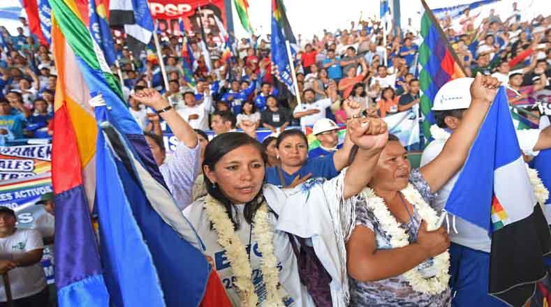 Bolivia_valmöte