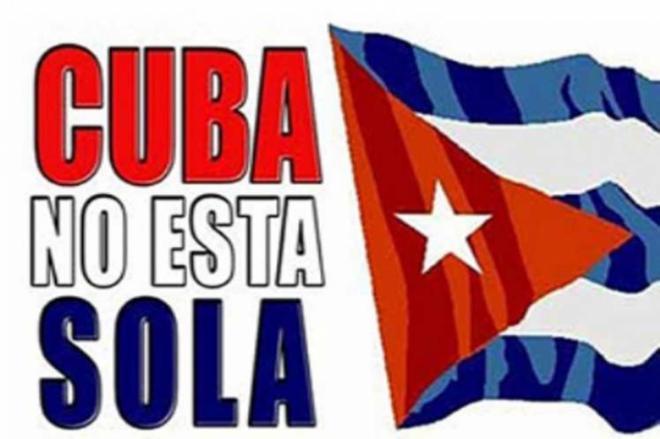CubaNoEstaSola