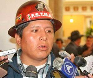 Bolivia_COB juan-carlos-huarachi