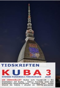Kuba 3 förstasida