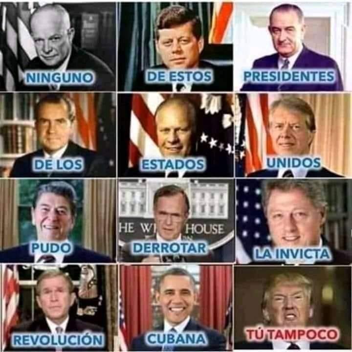 USA_presidenter