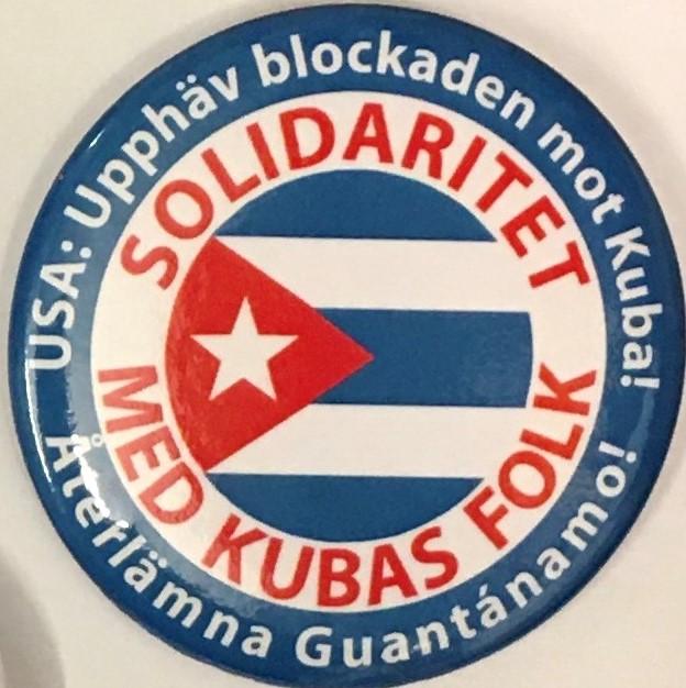 Solidaritet med Kubas folk
