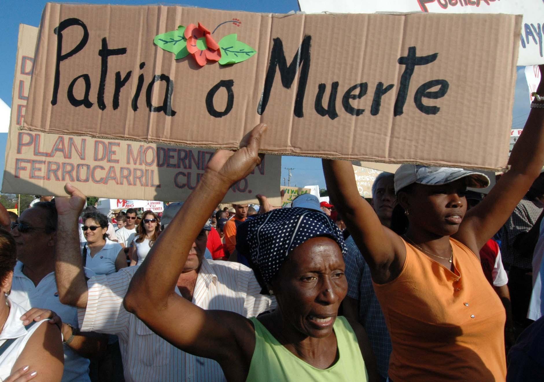 Cuba, May 2008