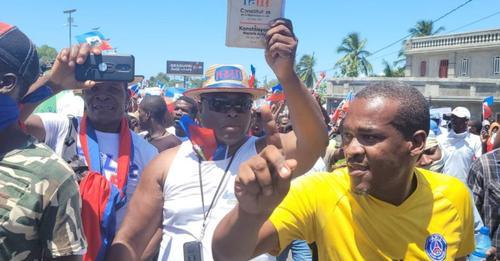 Haiti_demo