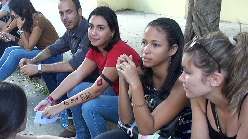 ungdomar