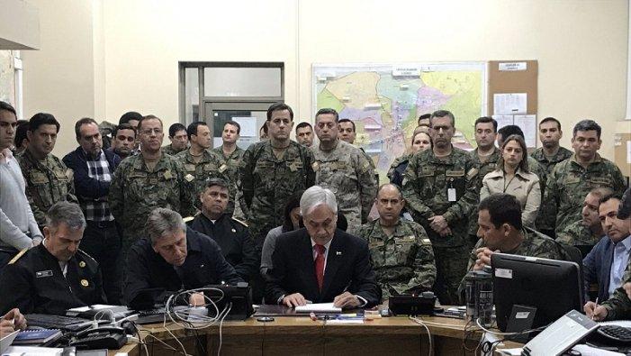 Pinera_militär